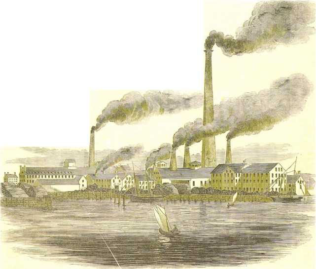 Neyv England Glass Company