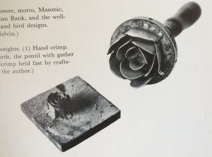 Crimp Rose example