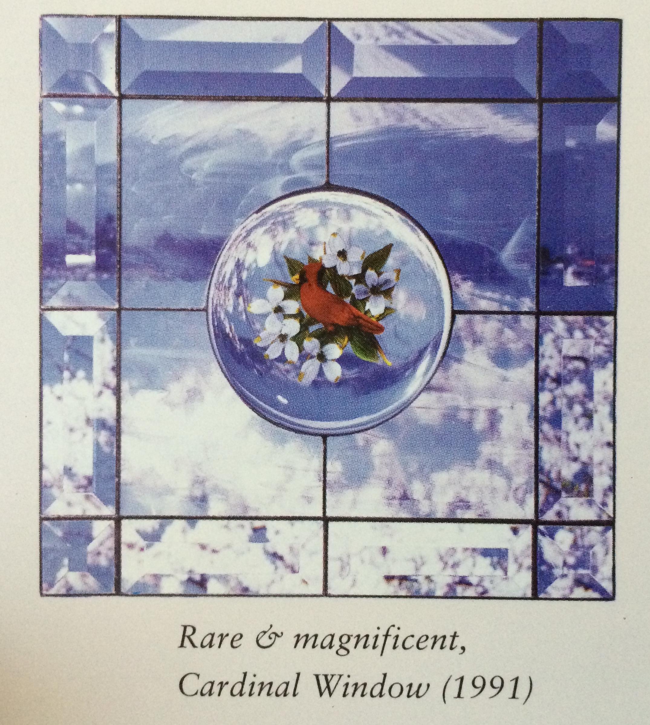 Glass Window example
