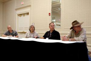 D. Graeber, D. Salazar, E. Hansen, D. Ebelhare- waiting to testify…