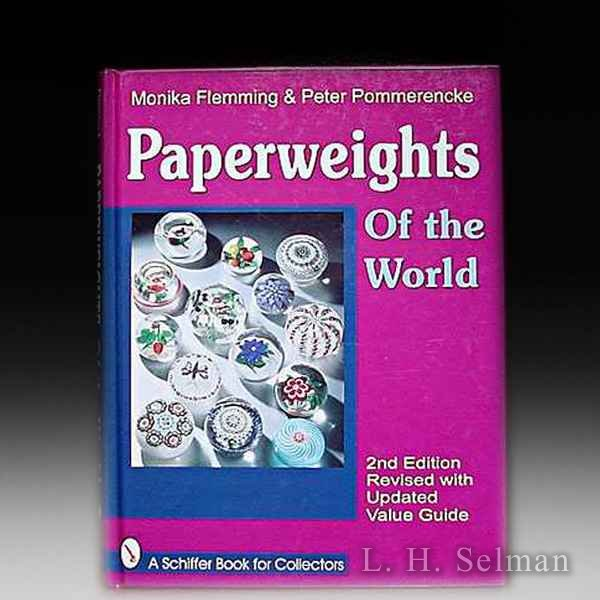Paperweights of the World, by Flemming & Pommerencke by all Books