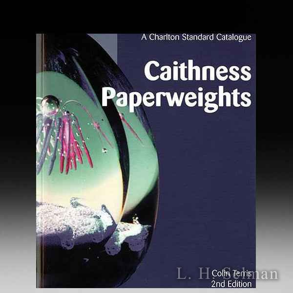 Caithness Paperweights, 2nd Edition, by Colin Terris by all Books