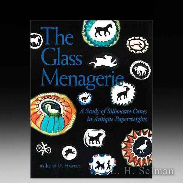 THE GLASS MENAGERIE: A STUDY OF SILHOUETTE CANES IN ANTIQUE by all Books