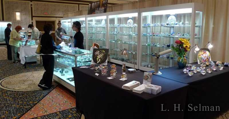 Paperweight Convention 2011 by L.H. Selman