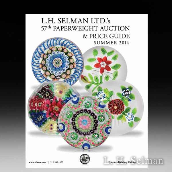Summer Auction #57 Catalog by L.H. Selman