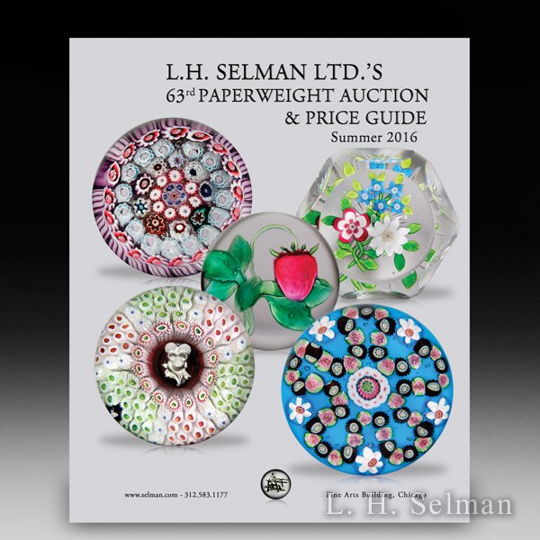 Auction 63 Summer 2016 catalog. by L.H. Selman