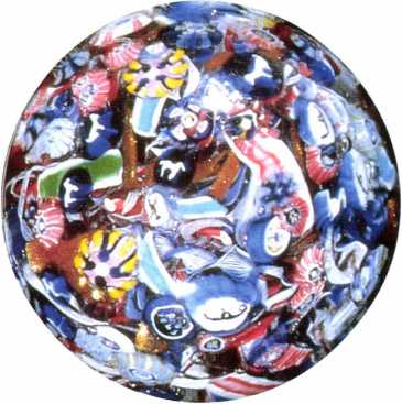 The Art of the Paperweight Lawrence H. Selman Venetian paperweight by Pietro Bigaglia