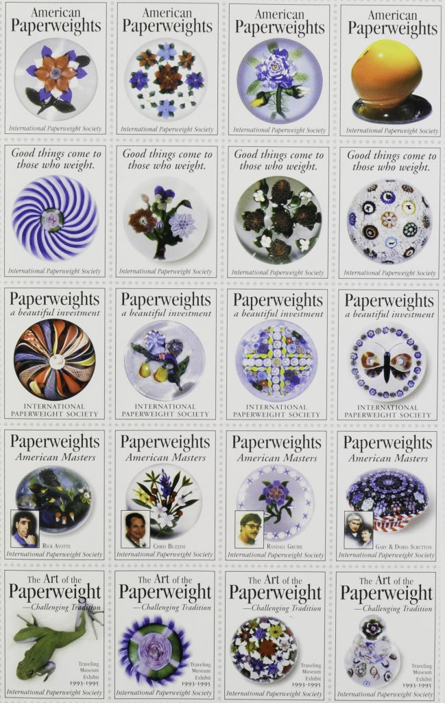 American Paperweights