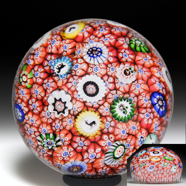Lh Selmans 71st Paperweight Auction Winter 2019 The Glass