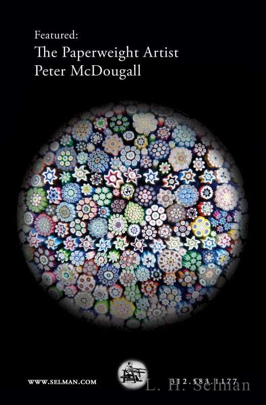 New Booklet Featuring Peter McDougall by L.H. Selman