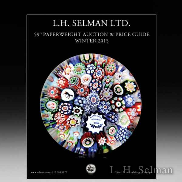 Auction 59 Winter 2015 catalog and price guide. by L.H. Selman Ltd.*