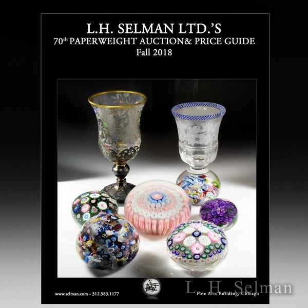 Auction 70 Fall 2018 catalog. by L.H. Selman Ltd.*