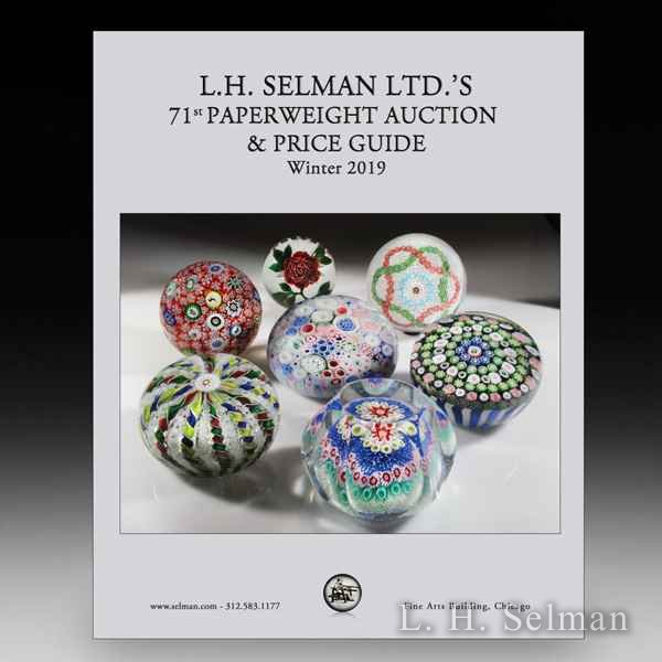 Auction 71 Winter 2019 catalog. by L.H. Selman Ltd.*