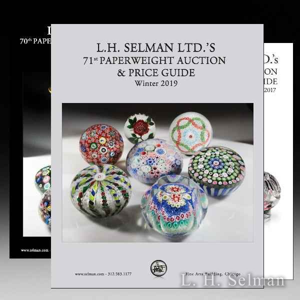 Auction Catalog Subscription 71, 72 and 73. by L.H. Selman Ltd.*