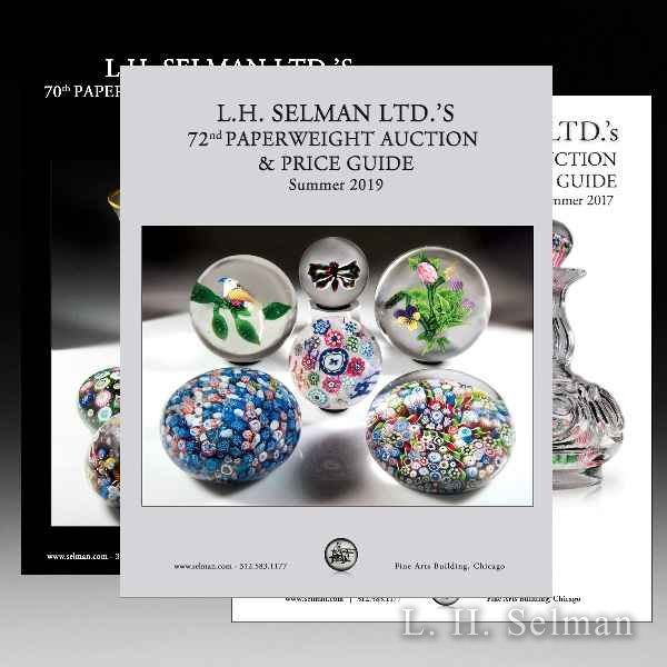 Auction Catalog Subscription 72, 73 and 74. by L.H. Selman Ltd.*