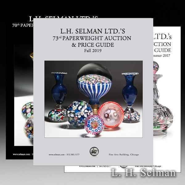 Auction Catalog Subscription 73, 74 and 75. by L.H. Selman Ltd.*