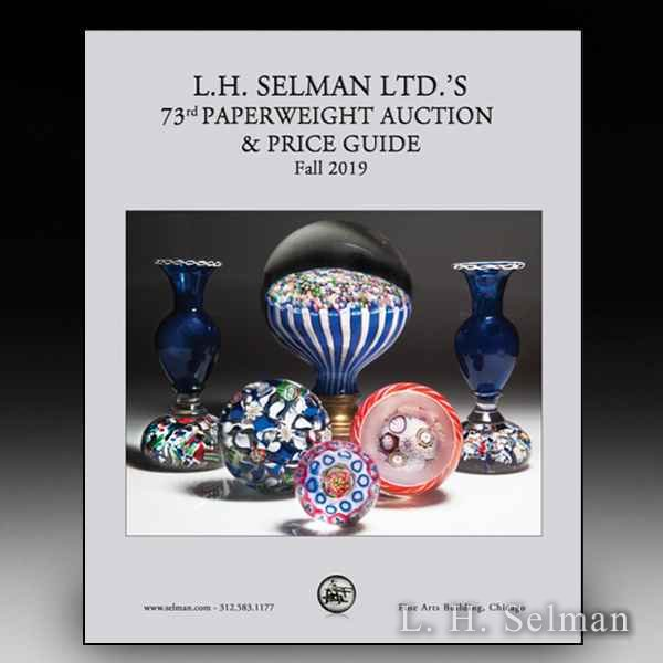 Auction 73 Fall 2019 catalog. by L.H. Selman Ltd.*