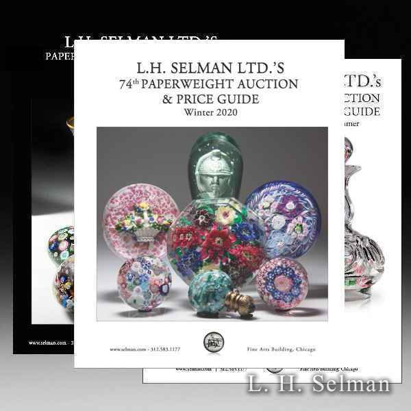Auction Catalog Subscription 74, 75 and 76. by L.H. Selman Ltd.*