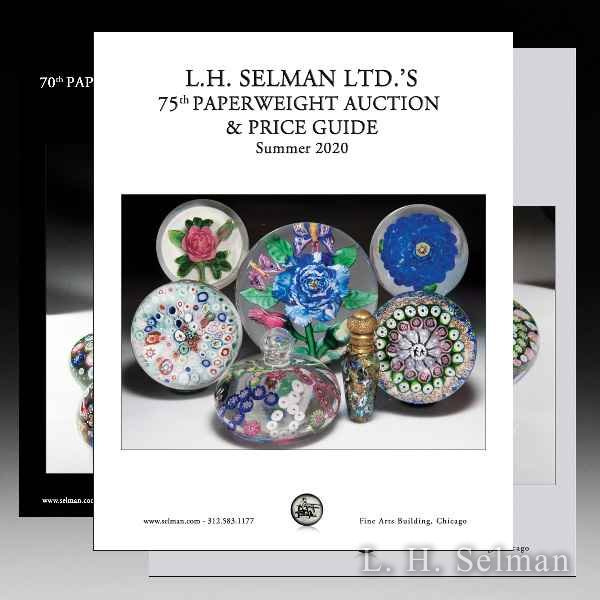 Auction Catalog Subscription 75, 76 and 77. by L.H. Selman Ltd.*