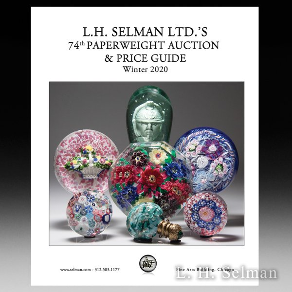Auction 74 Winter 2020 catalog. by L.H. Selman Ltd.*