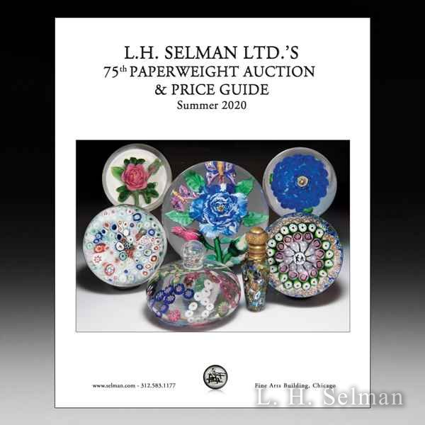 Auction 75 Summer 2020 catalog by L.H. Selman Ltd.*