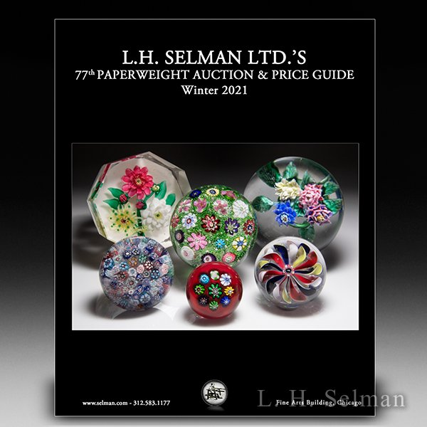 Auction 77 Winter 2021 catalog and price guide. by L.H. Selman Ltd.*